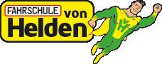 Fahrschule von Helden Logo
